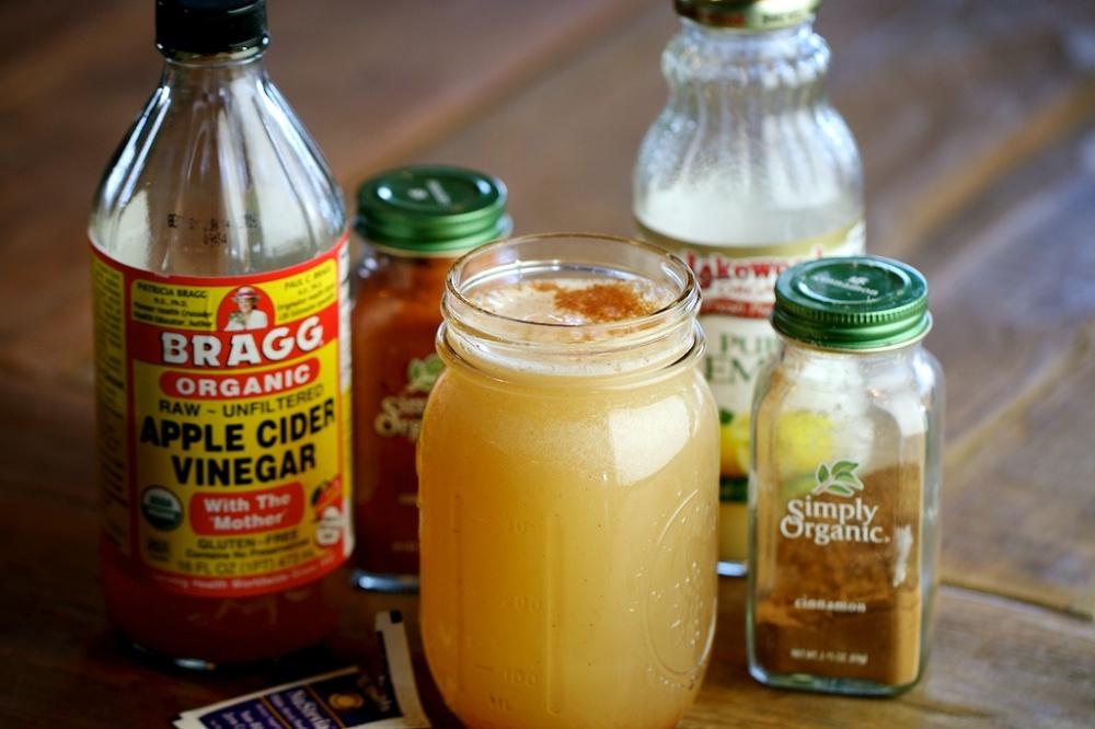 healthy living: apple cider vinegar